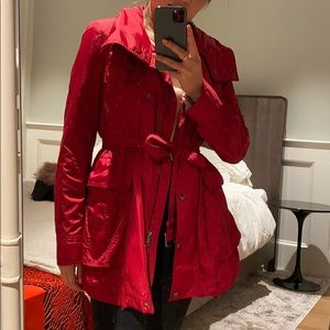 Authentic Burberry short trench jacket
